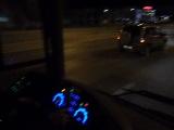 Перегон нового МАЗа-206